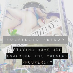 Fulfilled Friday